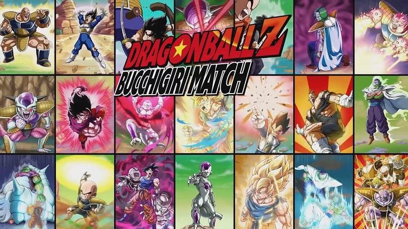 Ball Z Bucchigiri Match APK download