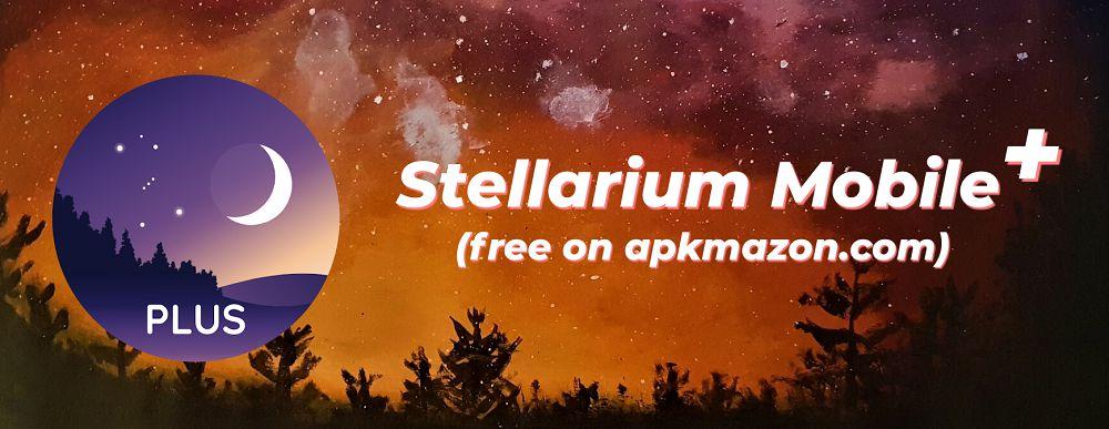 Stellarium Mobile Plus-mod-apk