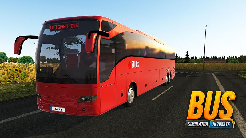 Bus Simulator Ultimate APK Download