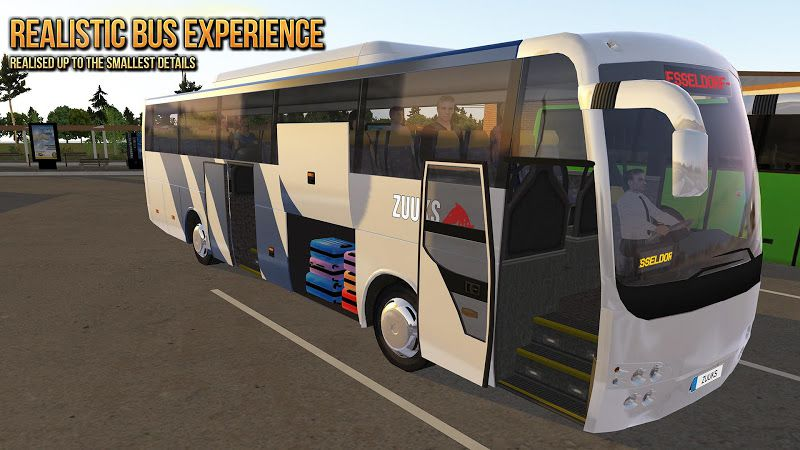 Bus Simulator Ultimate gameplay