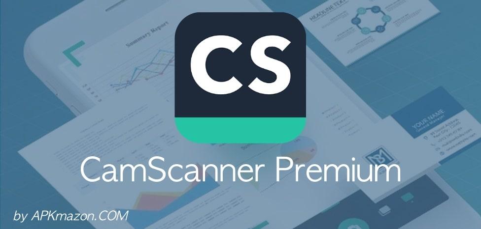 camscanner Premium mod