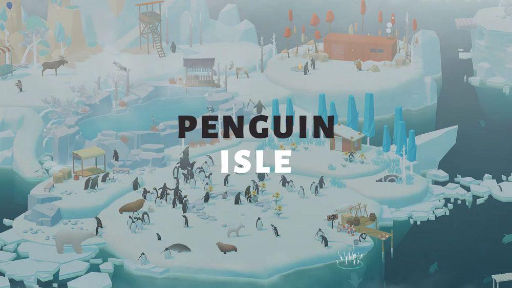 Penguin Isle MOD APK