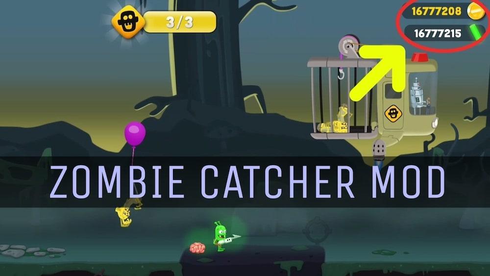 Zombie Catchers MOD-apk