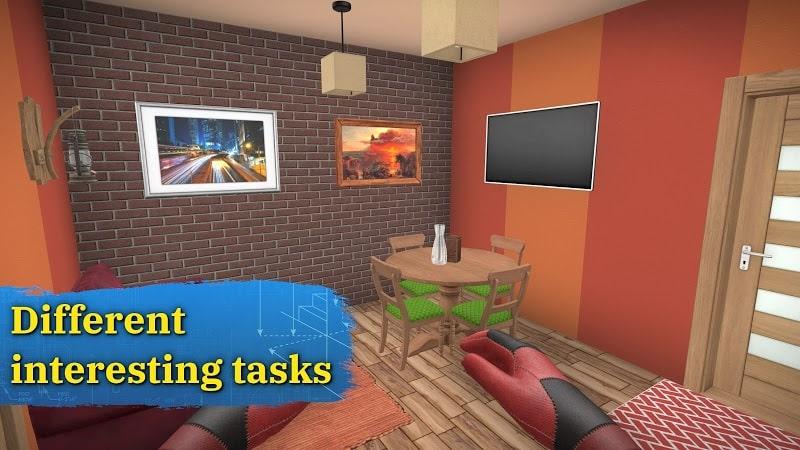 House Flipper task