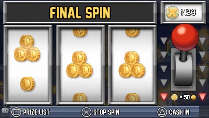 Jetpack Joyride slot machine