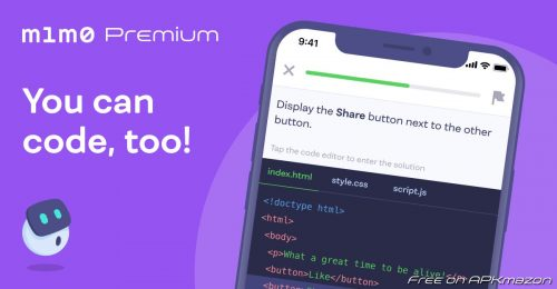 Mimo: Learn coding