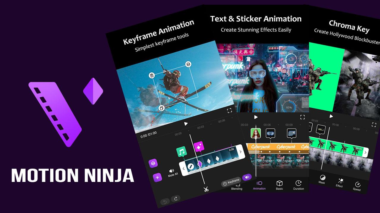 Motion Ninja PRO APK Download