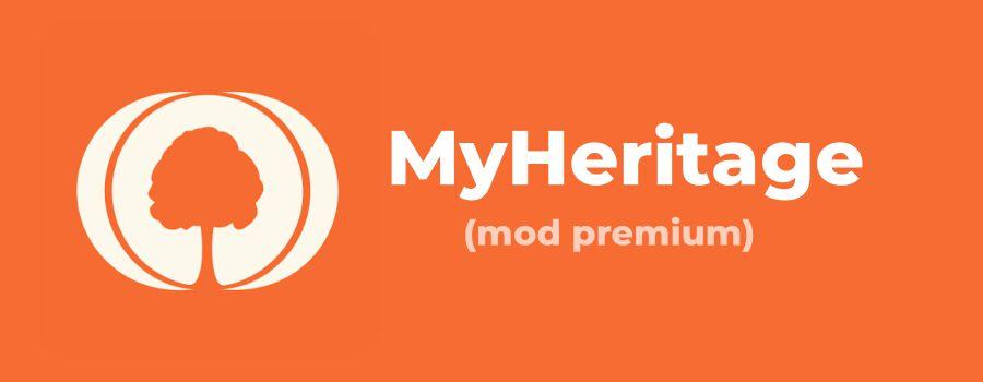 MyHeritage-premium-mod-apk
