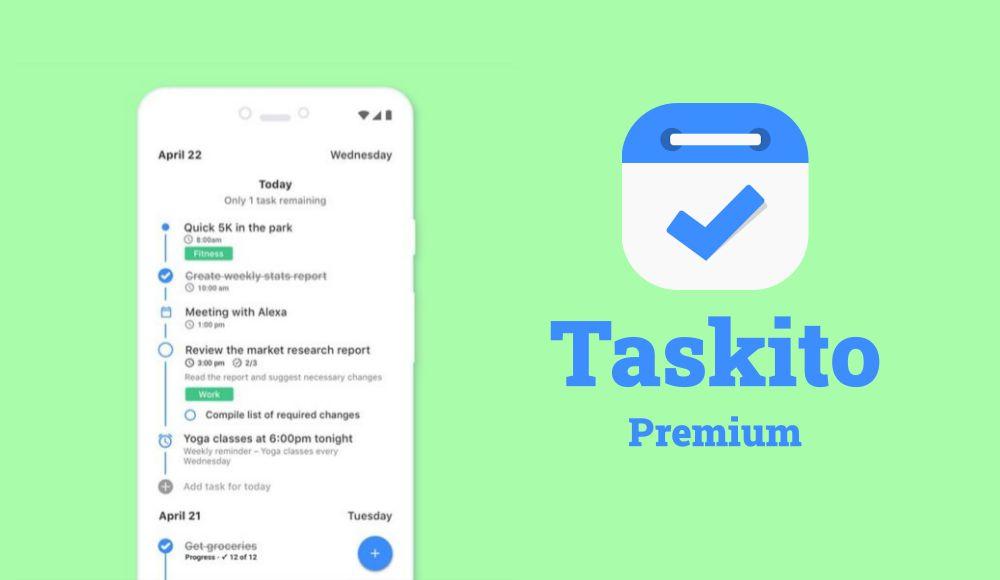 Taskito Premium MOD APK