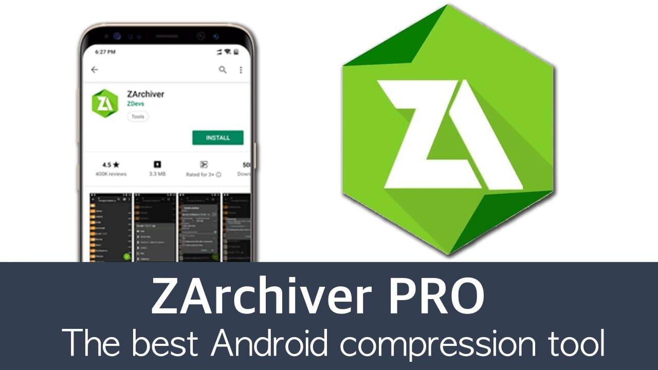 ZArchiver-PRO-MOD-APK