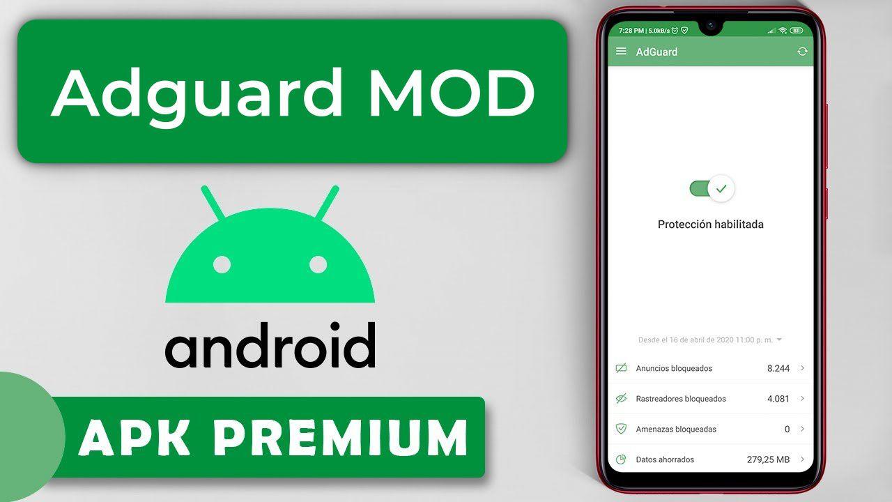 AdGuard premium APK mod