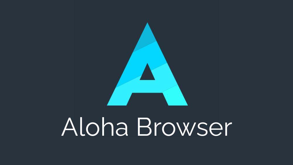 Aloha Browser PRO APK