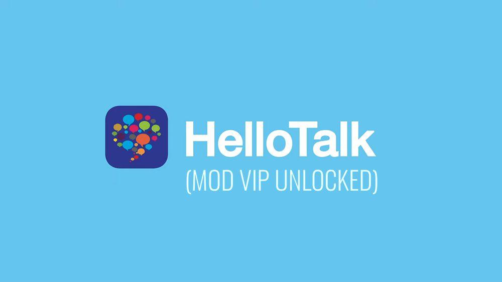 HelloTalk Premium APK download