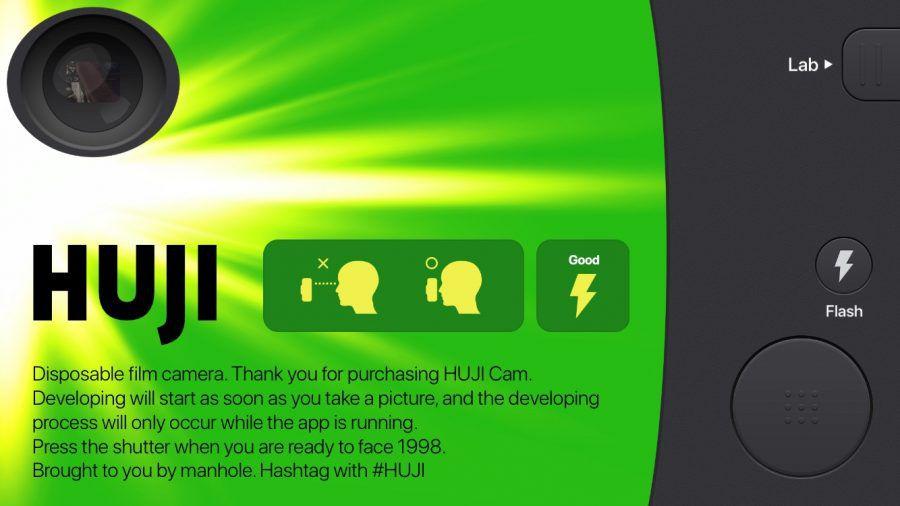 Huji Cam Premium-mod-apk