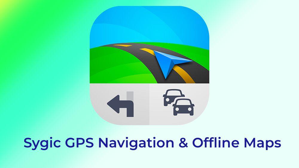 Sygic GPS Navigation & Offline Maps mod apk
