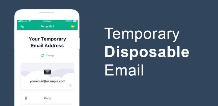 temp mail premium