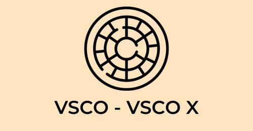 VSCO: Photo & Video Editor