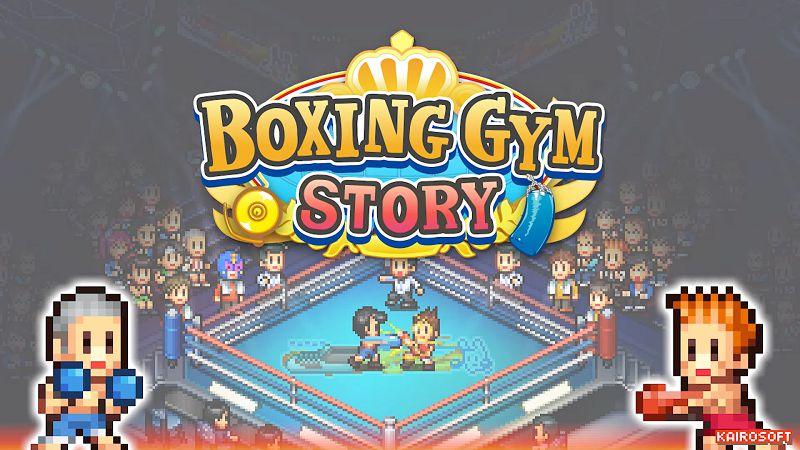Boxing Gym Story-mod-apk