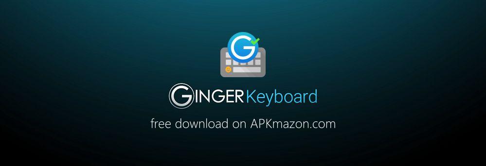Ginger Keyboard mod-download