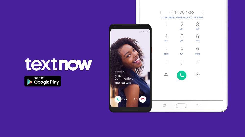 TextNow Premium APK MOD