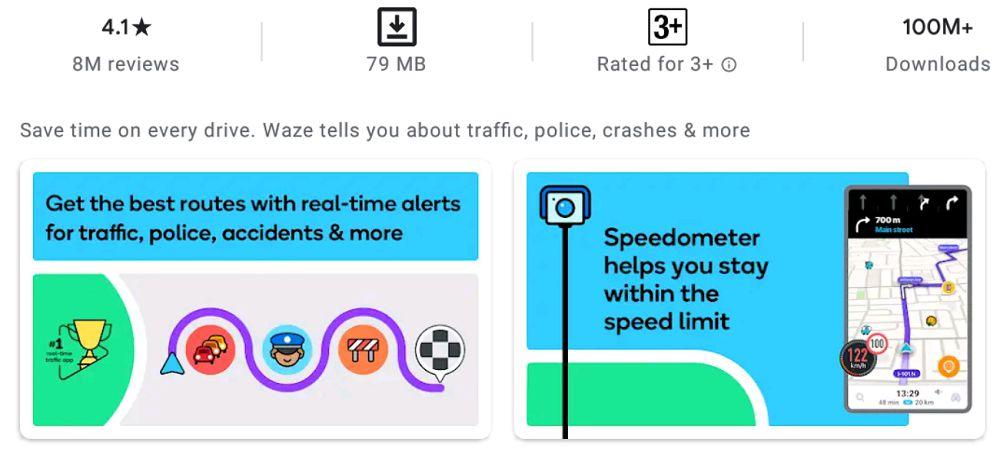 Waze-features