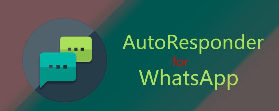 AutoResponder for WhatsApp-mod-apk