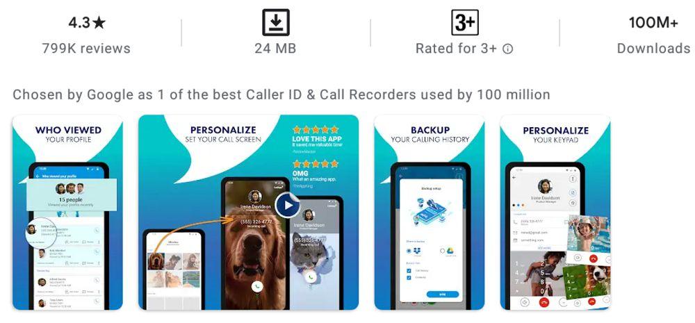 CallApp-mod-features