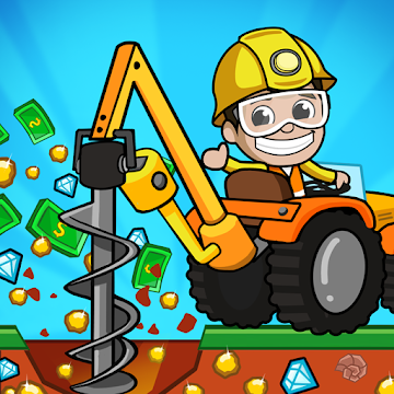 Idle Miner Tycoon: Gold & Cash Game