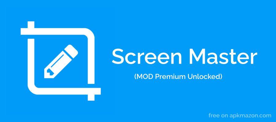 Screen Master-premium-mod