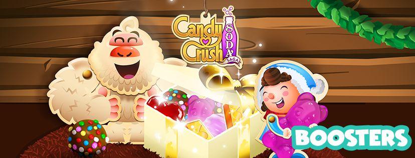 Candy Crush Soda Saga-boosters