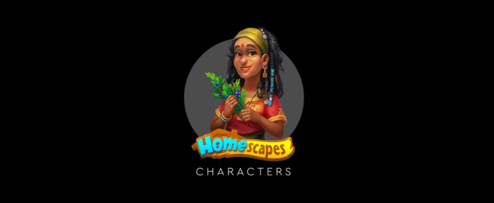 Homescapes-characters