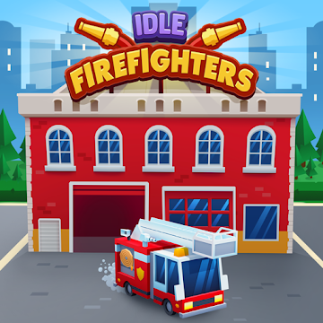 Idle Firefighter Tycoon – Fire Emergency Manager