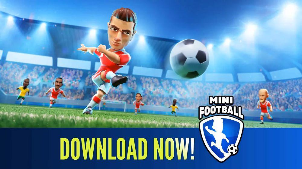 Mini Football-mod-apk