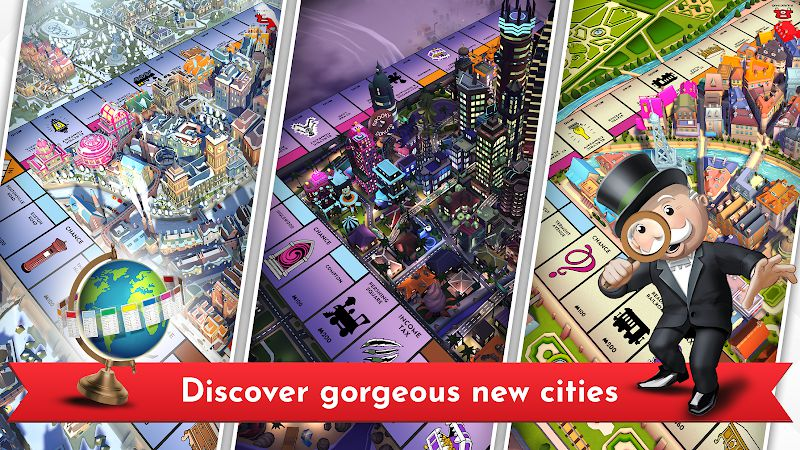 Monopoly-mod-city