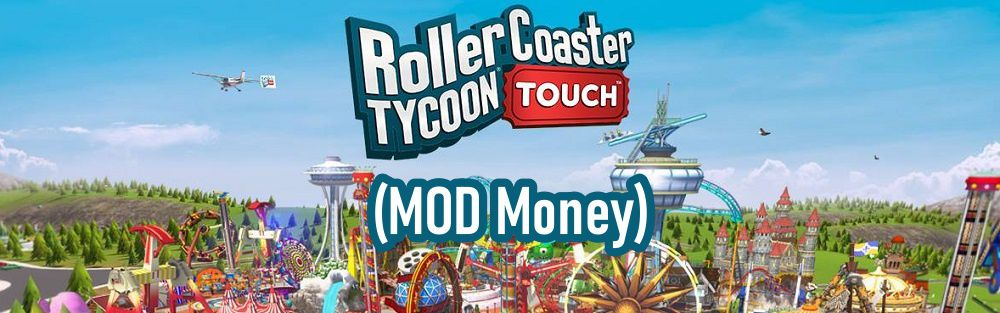 RollerCoaster Tycoon Touch-mod-features