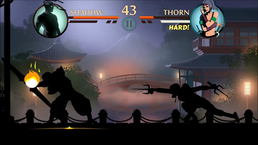 Shadow Fight 2-gameplay