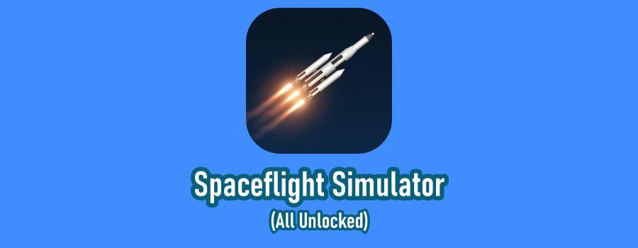 Spaceflight Simulator-mod-apk-download