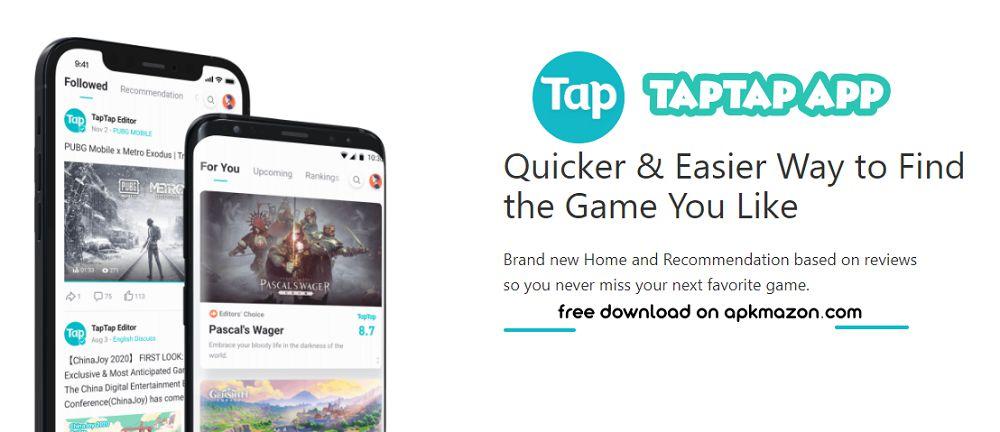 TapTap-mod-apk-download