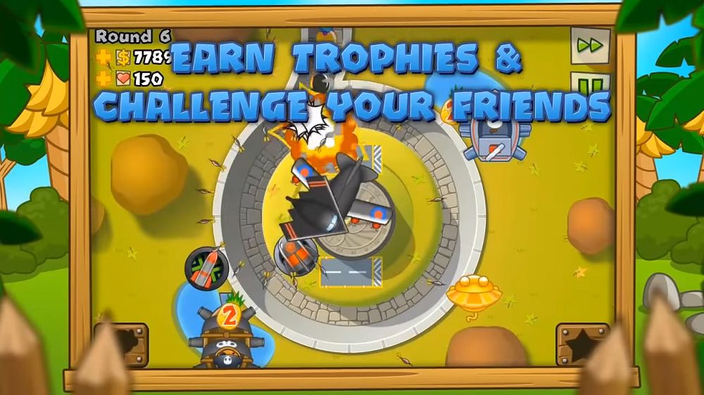 Bloons TD 5-game-mode