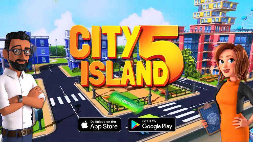 City Island 5 mod apk download