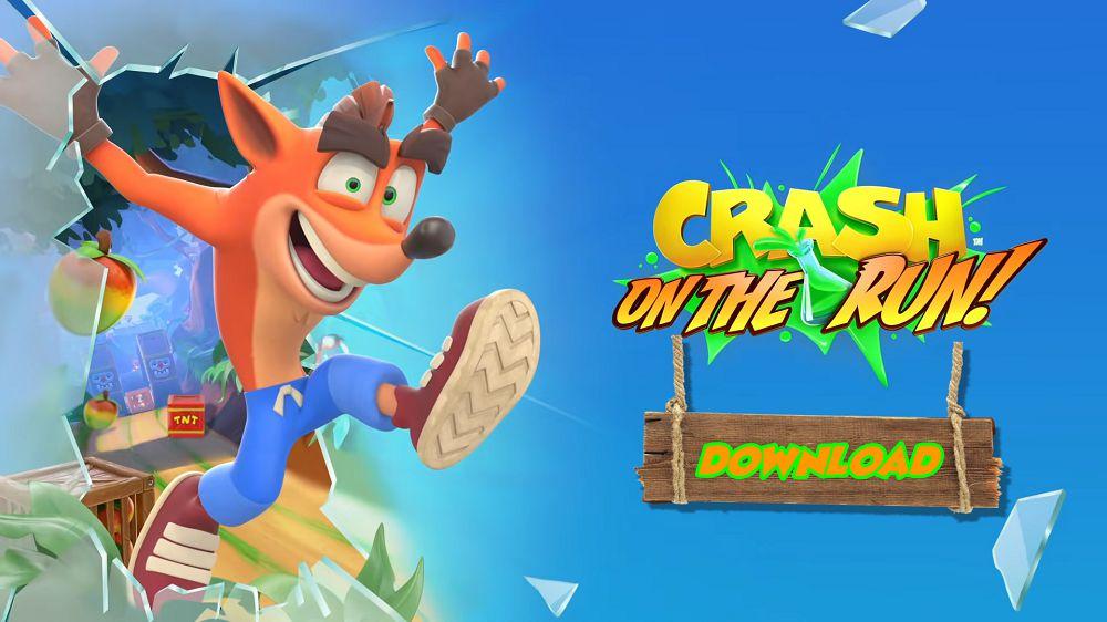 Crash Bandicoot-mod-apk-download