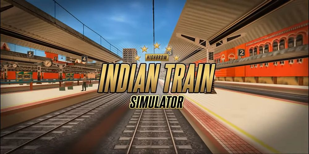 Indian Train Simulator mod apk download
