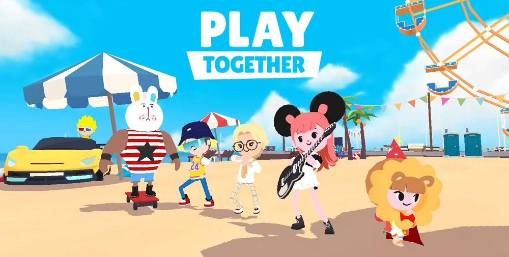 Play Together MOD APK 1.24.0 Download for Android