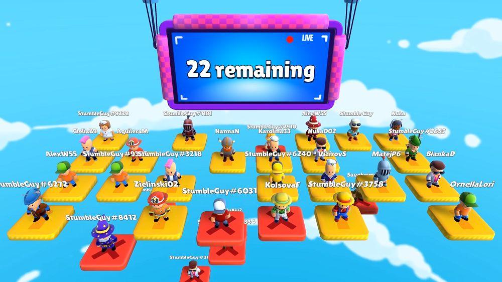 Stumble Guys-gameplay