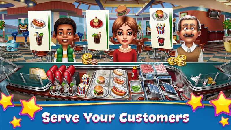 Cooking Fever-gameplay