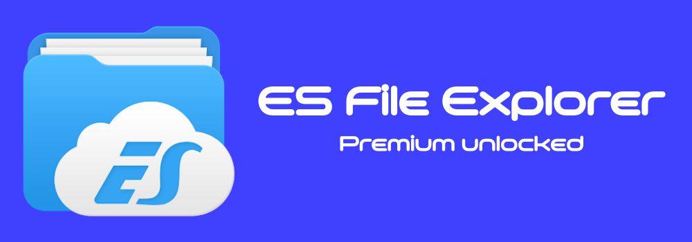 ES File Explorer-mod-apk-download
