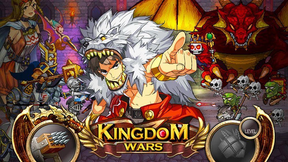 Kingdom Wars mod apk download