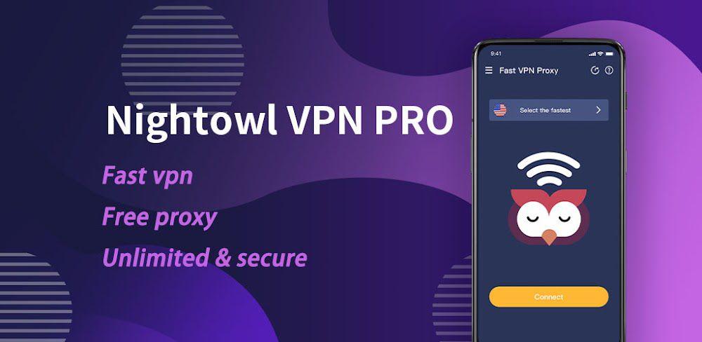 NightOwl VPN PRO-apk-download