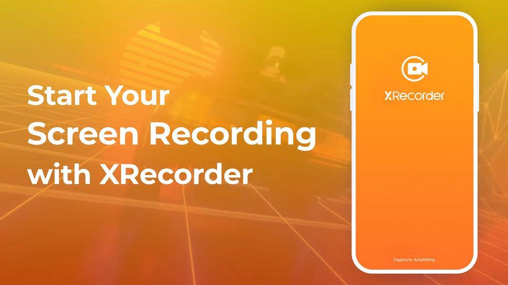 XRecorder-mod-apk-download