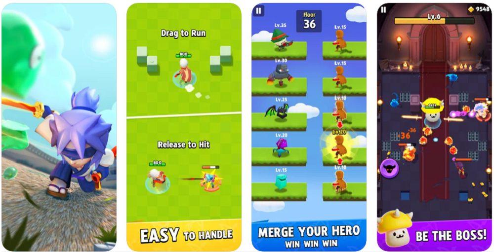 Archero-game-features